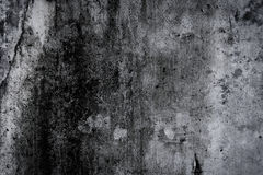 Simple dark concrete wall background with texture Stock Photo