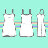 Simple dress Royalty Free Stock Photo