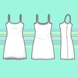 Simple dress Royalty Free Stock Photo