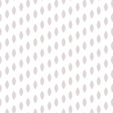 Simple drop polka dot shape seamless row pattern. Stock Image