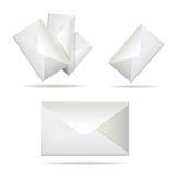 Simple envelope Stock Photo