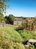 Simple farm Stock Image