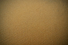 Simple flat sand texture Royalty Free Stock Photography