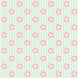 Simple floral background 2 Stock Image