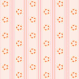 Simple floral background 4 Royalty Free Stock Image