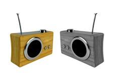 Simple fm radio Stock Images