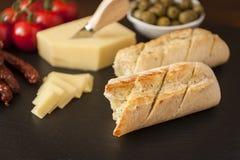 Simple food Stock Photos