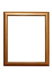 Simple frame on white Royalty Free Stock Photography