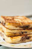Simple french toast Royalty Free Stock Image