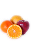 Simple fruit Stock Photography