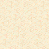 Simple geometric beige  background, vector illustra Royalty Free Stock Images