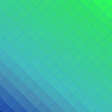 Simple geometric diamond colored gradient vector background Stock Images