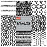 Simple geometric pattern. Stock Photos