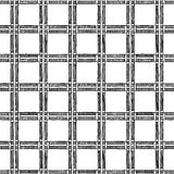 Simple geometric pattern. Stock Images
