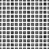 Simple geometric pattern Royalty Free Stock Images