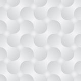 Simple geometric vector pattern - abstract shapes  Royalty Free Stock Images