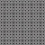 Simple geometric vector pattern. 3d Stock Photo