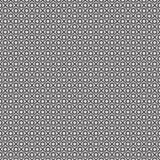 Simple geometric vector pattern. 3d Stock Photo
