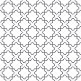 Simple geometric vector pattern - floor Royalty Free Stock Photos
