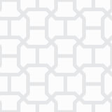 Simple geometric vector pattern - gray lines on white background Stock Photos