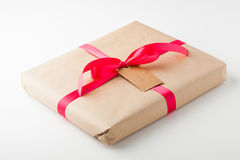 Simple gift Royalty Free Stock Photo