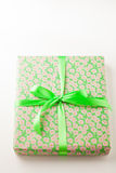 Simple gift Royalty Free Stock Photos