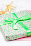 Simple gift Royalty Free Stock Images