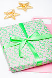 Simple gift Stock Image