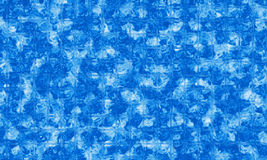 Simple glass tile blue background Stock Photos