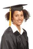 Simple graduation portrait royalty free stock image