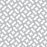 Simple gray and white vector geometric abstract seamless pattern. Vector geometric abstract seamless pattern. Simple gray and white background Stock Images