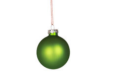 Simple green ornament Royalty Free Stock Photography
