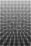 Simple halftone background Royalty Free Stock Photo