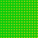 Simple halftone background in gaudy green color. Halftone background in gaudy green color vector illustration