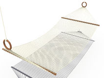 Simple hammock №2 Royalty Free Stock Photography