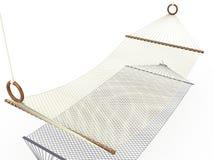 Simple hammock �2 Royalty Free Stock Photography