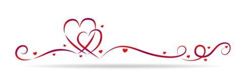 Simple heart Stock Photos
