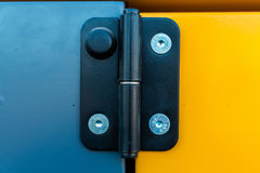 Simple hinges Royalty Free Stock Photo
