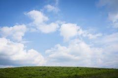 Simple horizon Stock Photo