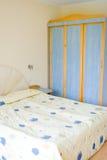 Simple Hotel room Stock Photo