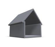 Simple house Stock Photo