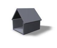 Simple house Stock Photos