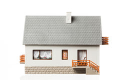Simple house Royalty Free Stock Image