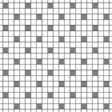 Simple imitation crochet polka dot Stock Image