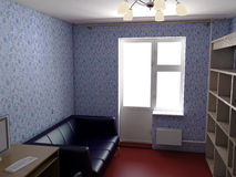 Simple interior room №1 1 Stock Photos