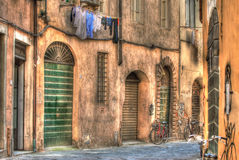Simple Italian life Royalty Free Stock Images