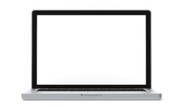 Simple LapTop Royalty Free Stock Image