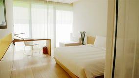 Simple Life. Luxury Apartment Interior Stock Photography