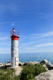 Simple Lighthouse in Ontario Stock Photos