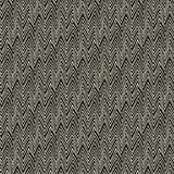Simple, linear vector pattern with zigzag lines Stock Photos